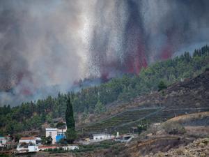Erupción del volcán canario - Desiree Martin / AFP - Desiree Martin / AFP