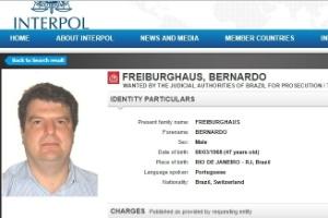 Fotos: Brasileiros procurados pela Interpol - 17/10/2013 - UOL Notícias