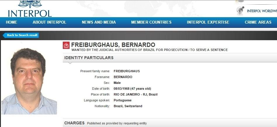 22.jun.2015 -  Bernardo Freiburghaus apontado como suposto operador de propinas da Odebrecht foi incluído na lista vermelha da Interpol, a Polícia Internacional, que mantém representação em 181 países. No domingo (21), Freiburghaus foi visto na fila de um dos cinemas mais movimentados do centro de Genebra