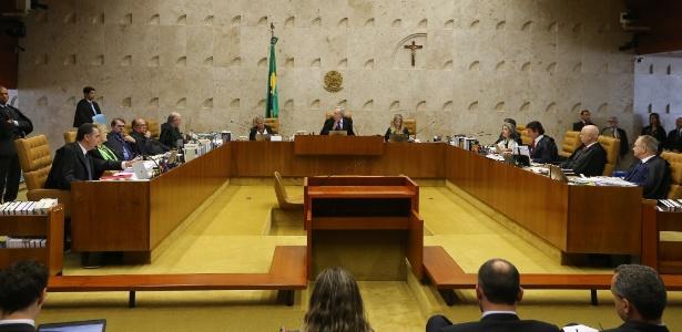 A decisão do Supremo foi tomada com o voto favorável de 7 dos 11 ministros