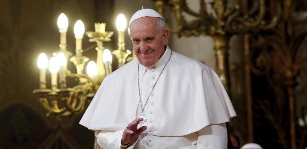 O papa Francisco vai visitar a Suécia este ano para marcar o 500º aniversário da Reforma