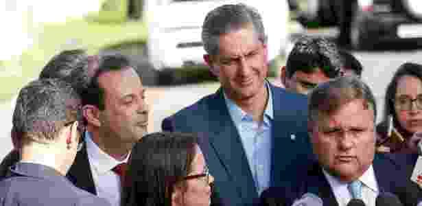 31.mai.2016 - O então ministro da Secretaria de Governo Temer, Geddel Vieira Lima - Pedro Ladeira/Folhapress