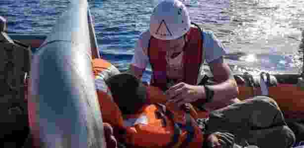 bbc refugiados italia 3 - MSF - MSF