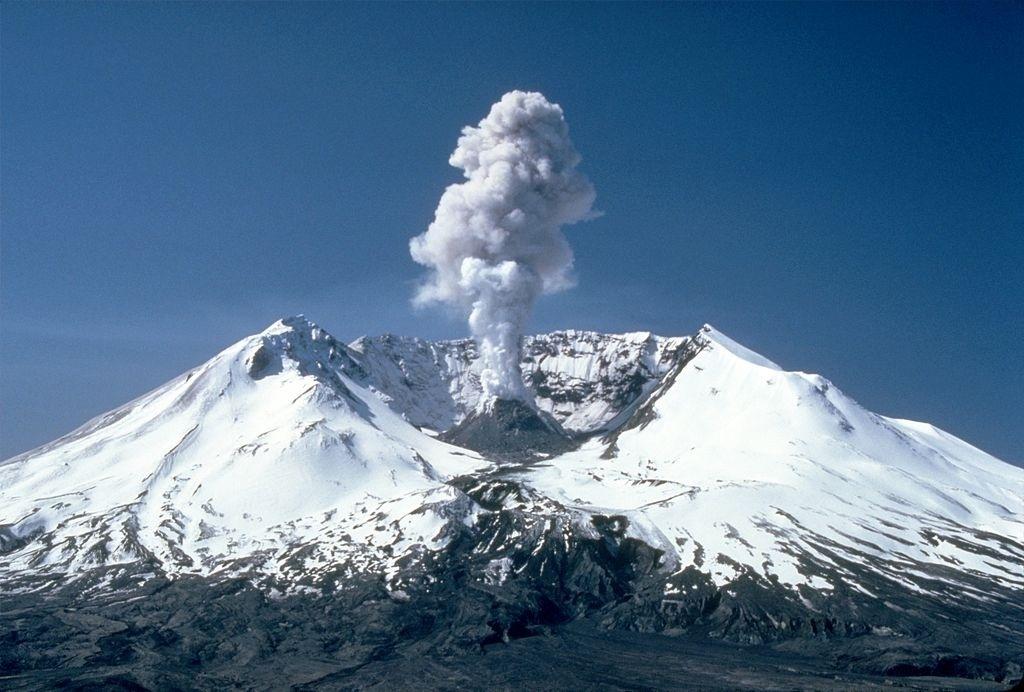 Vulcão Monte Santa Helena