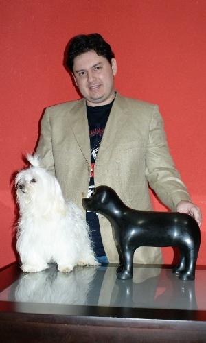Marco Giroto, fundador da SuperGeeks, já teve empresa de boneca inflável para cachorro