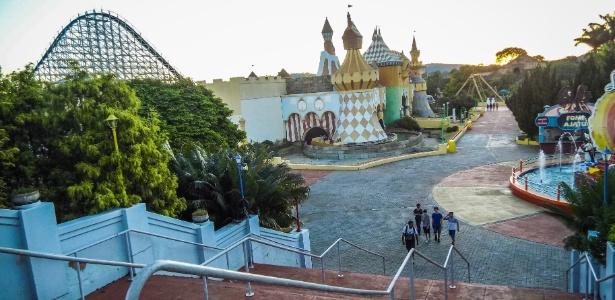 Parque chegou a receber 24 mil pessoas em um único dia em 2011