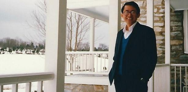 Chang chegou aos EUA em janeiro de 1988 depois de passar sua vida em Taiwan