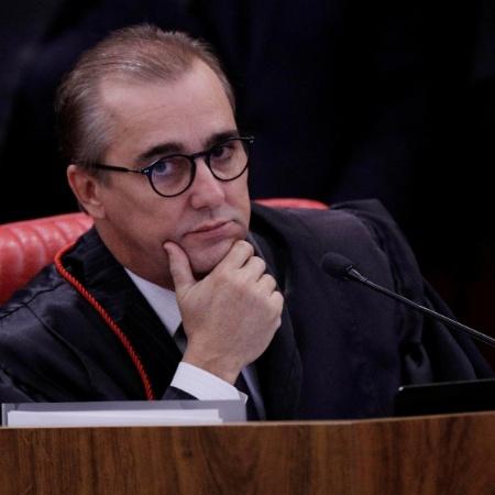 Ex-ministro do TSE Admar Gonzaga, atualmente, advoga junto a Jair Bolsonaro - Ueslei Marcelino/Reuters