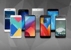 Qual é o smartphone com maior capacidade de bateria do mercado? (Foto: Arte/UOL)