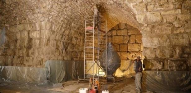 Local está totalmente preservado, apesar de ter sido criado há pelo menos 1,8 mil anos