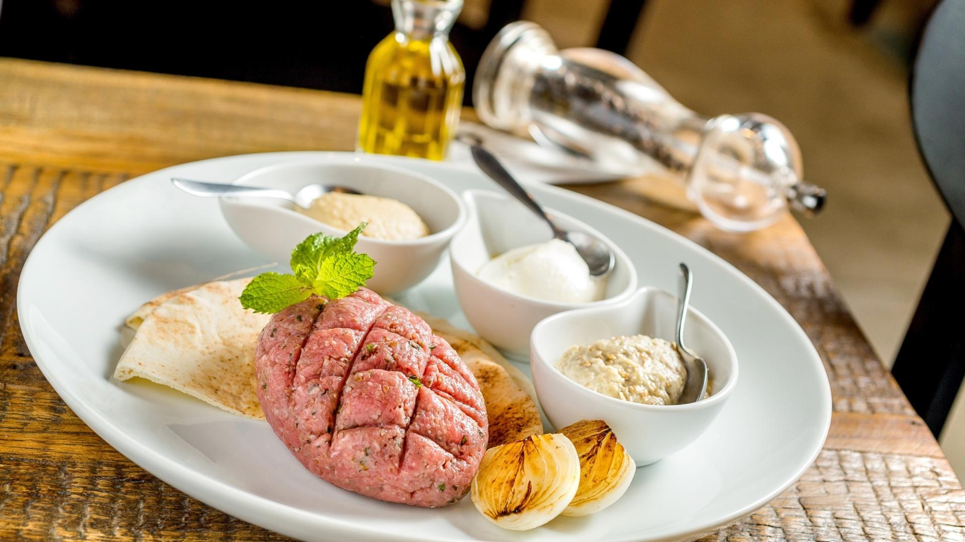 Souk Burger combina hambúrguer com a culinária árabe