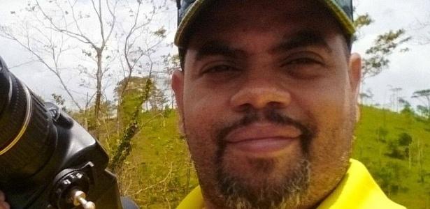 O jornalista nicaraguense Ángel Gahona, morto durante manifestações - Reprodução/Facebook