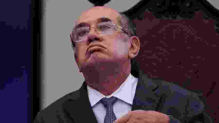 O ministro do STF Gilmar Mendes - Marcelo Chello/Cjpress/Estadão Conteúdo