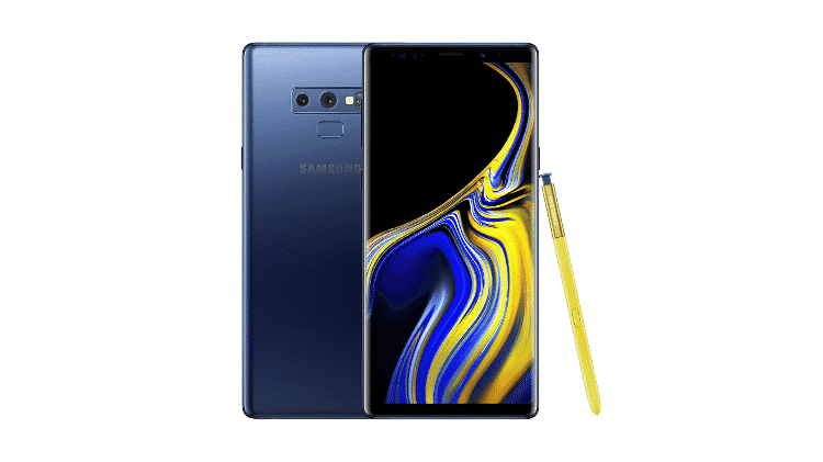 Galaxy Note 9 - Divulgação