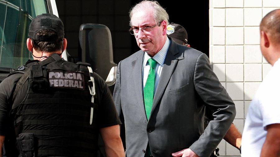 Eduardo Cunha foi condenado no âmbito da Operação Lava Jato e tenta anular as condenações - Wilton Junior/Estadão Conteúdo