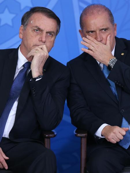 Ministro havia feito a promessa publicamente - Andre Coelho/Folhapress