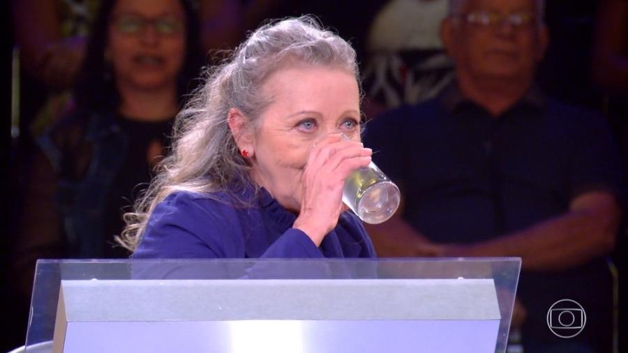 Dona Selma fez sucesso nas redes - Globo