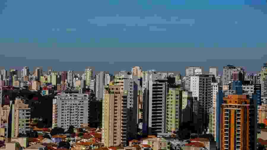 Os maiores geradores de riqueza naquele ano foram São Paulo (com 10,2% do PIB brasileiro; na imagem) e Rio de Janeiro (5,2%) - Suamy Beydoun/Estadão Conteúdo