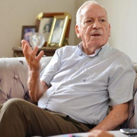 Ex-governador de Mato Grosso, Frederico Campos morreu por complicações da covid-19 - Marcus Mesquita