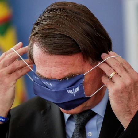 """Arquivo - Uma das principais justificativas para o pedido é que Bolsonaro cometeu crime de responsabilidade ao supostamente usar as Forças Armadas para praticar """"abuso de poder"""" - Ueslei Marcelino/Reuters"""