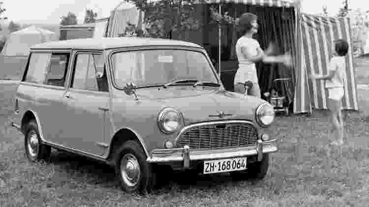 Morris Mini Traveller  - Divulgação  - Divulgação