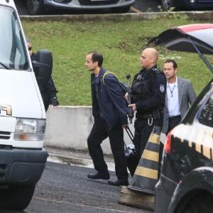 Marcelo Odebrecht é encaminhado pela Polícia Federal