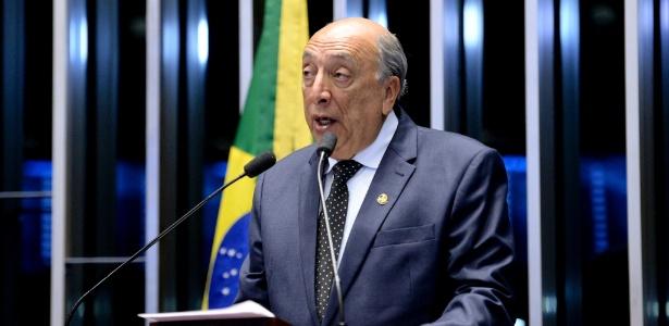 Suplente de Delcídio declara apoio a impeachment de Dilma - Jefferson Rudy/Agência Senado