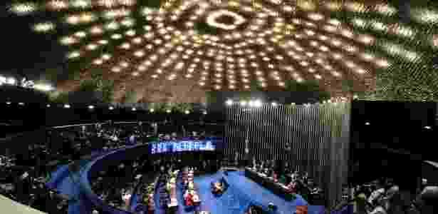 Plenário - Edilson Rodrigues/Agência Senado - Edilson Rodrigues/Agência Senado