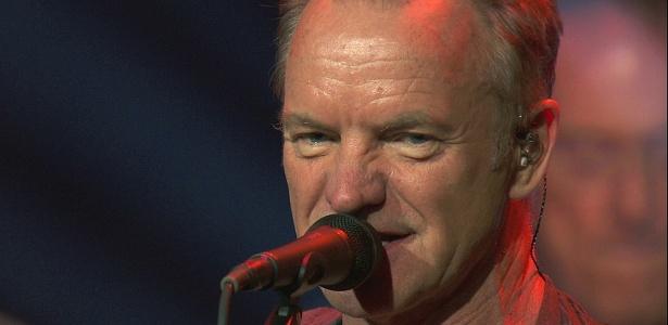 Sting faz passagem de som logo antes de tocar na reabertura do Bataclan