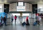 Parte de terminal no aeroporto de Nova York é evacuado por causa de incêndio - Alex Wroblewski/The New York Times