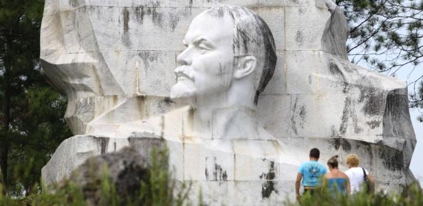 Parque Lênin em Havana, Cuba - Desmond Boylan/Reuters