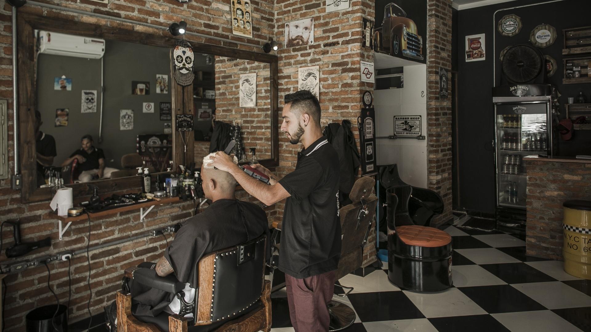 Barbearia Cordeiro em Mogi das Cruzes