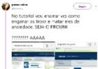 Problema no site do Prouni irrita internautas; veja memes (Foto: Reprodução/Twitter)