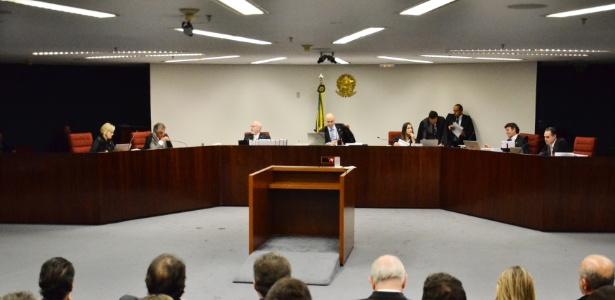 Ministros foram unânimes sobre corrupção e divergiram sobre obstrução de Justiça