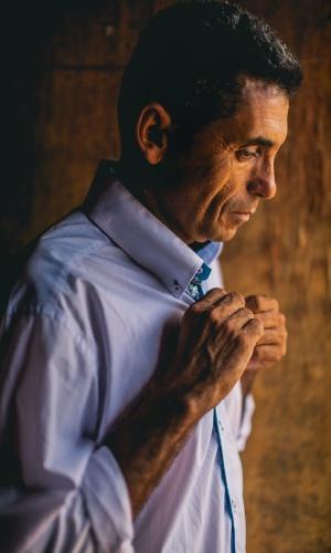 Antônio Silva, do Capão do Modesto, já registrou 11 boletins de ocorrência por ameaças na comunidade de Fundo de Fecho de Pasto, no oeste da Bahia