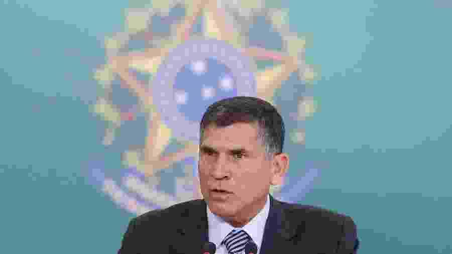 O poder de escolher reitores passou para as mãos do general Santos Cruz, ministro da Secretaria do Governo - DIDA SAMPAIO/ESTADÃO CONTEÚDO