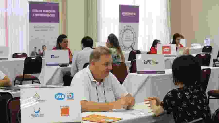 A Franchise4u reúne no mesmo evento marcas e candidatos à franquia - Divulgação