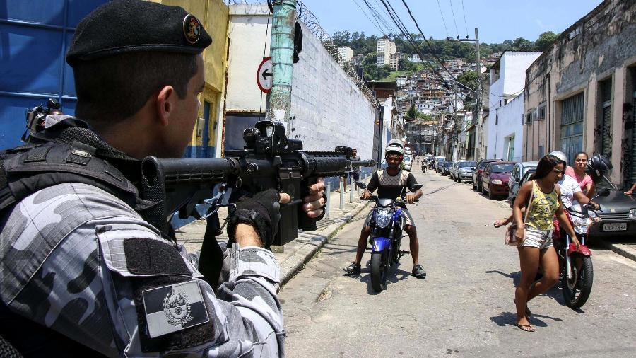 Imagem ilustrativa: coordenadoria-geral vai acompanhar atividade policial - BETINHO CASAS NOVAS/ESTADÃO CONTEÚDO
