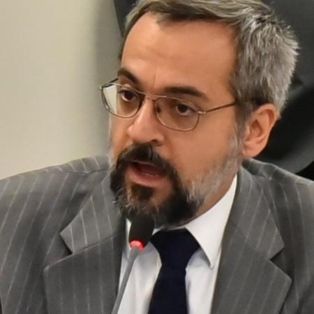 O ministro da Educação Abraham Weintraub - Presidência da República
