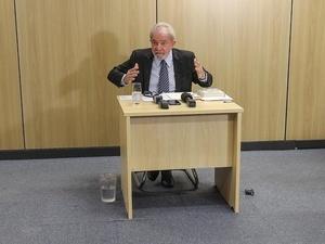 """Lula: """"Só existe um partido verdadeiro no Brasil e ele é o PT"""" - Ricardo Stuckert/Instituto Lula"""