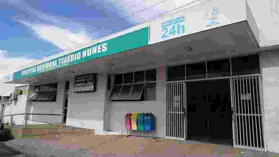 Hospital Regional Tibério Nunes - Secretaria de Estado da Saúde do Piaui/Divulgação