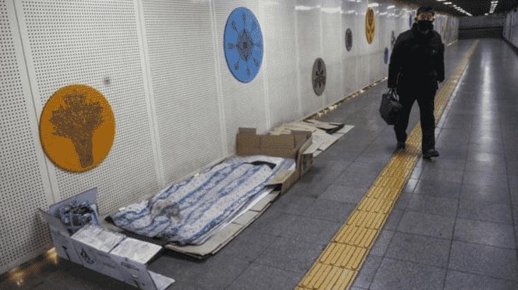 Acesso a habitação é um problema na Coreia do Sul - GETTY IMAGES - GETTY IMAGES