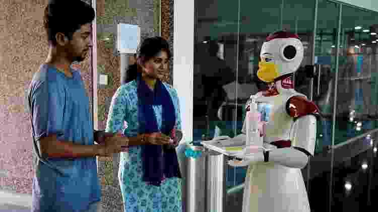 Sayabot - Índia - Sivaram V/Reuters - Sivaram V/Reuters