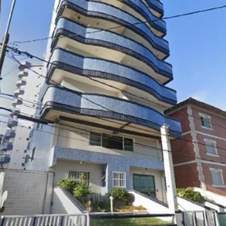 Apartamento de dois quartos na Praia Grande (SP) está no leilão do Santander - Divulgação