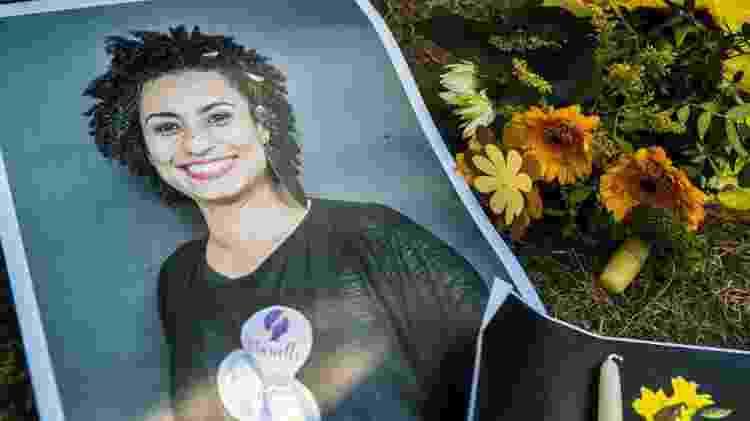 Assassinato de Marielle gerou revolta no país todo - Getty Images - Getty Images