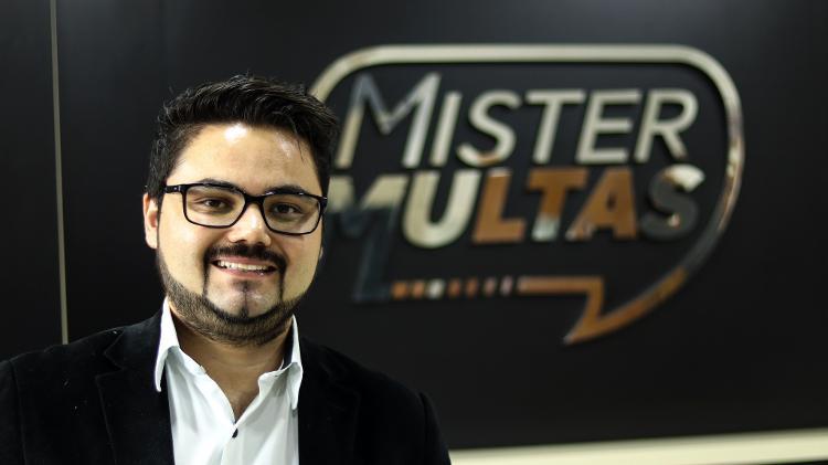 Lucas Oliveira deixou o cargo de diretor do Detran de Tatuí (SP) para abrir a Mister Multas - Divulgação - Divulgação