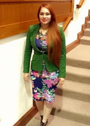 A deputada mexicana Lucero Guadalupe Sanchez Lopez teria passado o Ano-Novo com 'El Chapo'