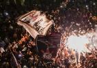 Polêmica Gaviões x Bolsonaro: organizadas rivais preferem ficar neutras - Adriano Vizoni/Folhapress