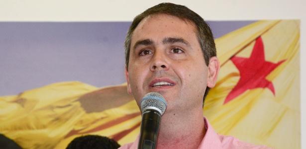 O petista Marcus Alexandre (PT), prefeito de Rio Branco reeleito no primeiro turno