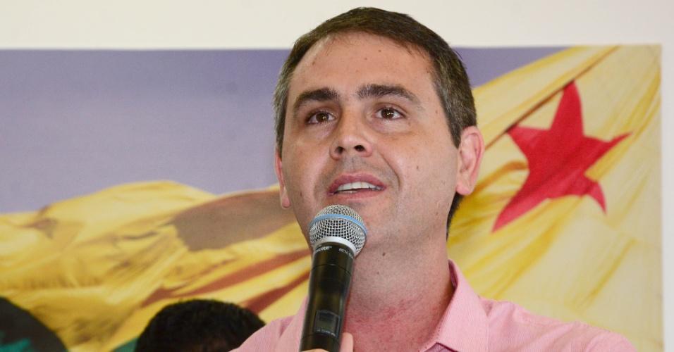 O petista Marcus Alexandre (PT), prefeito de Rio Branco